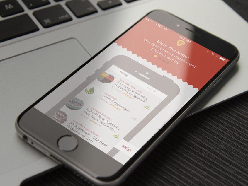 EnticeUs iPhone App Development